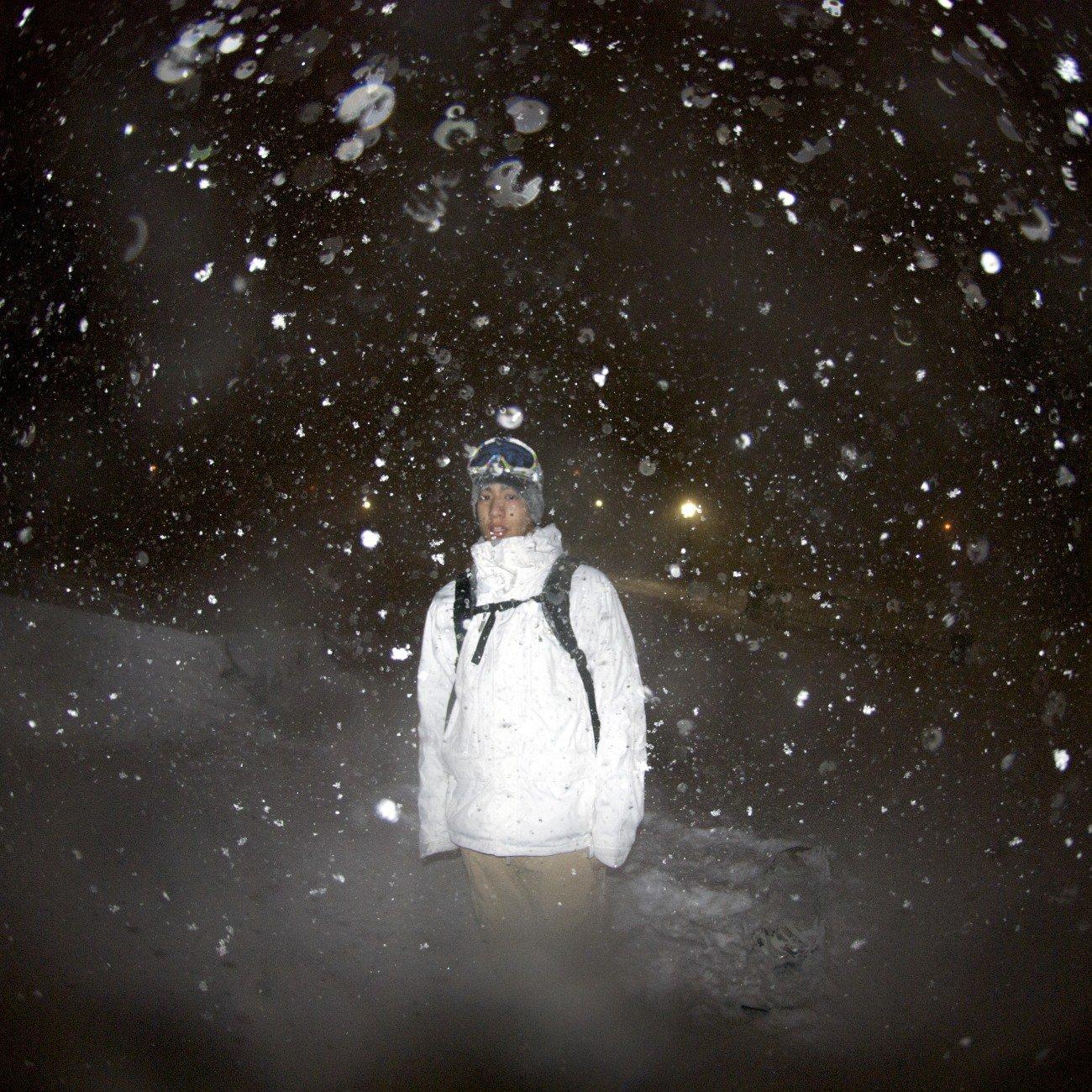 Blizzard in NYC!