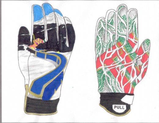 Tom's Trails Gloves