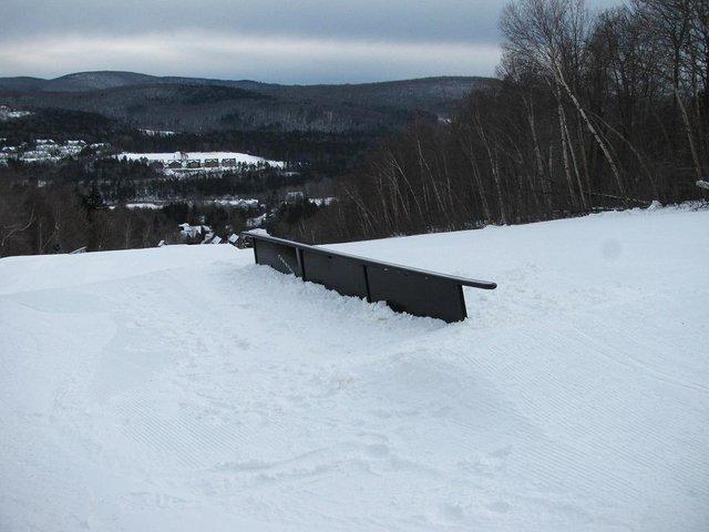 Gulch flat rail