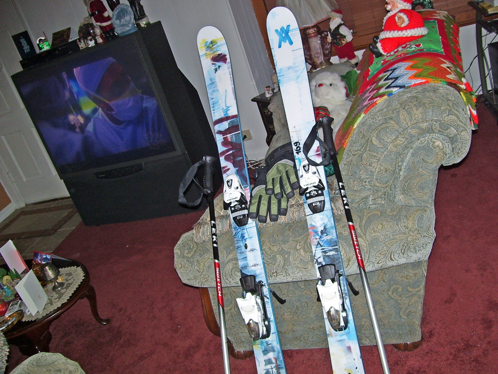 My new head mojo bindings