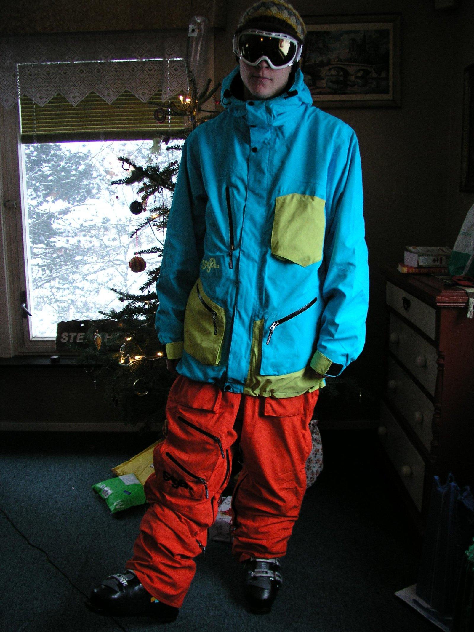 My saga suit