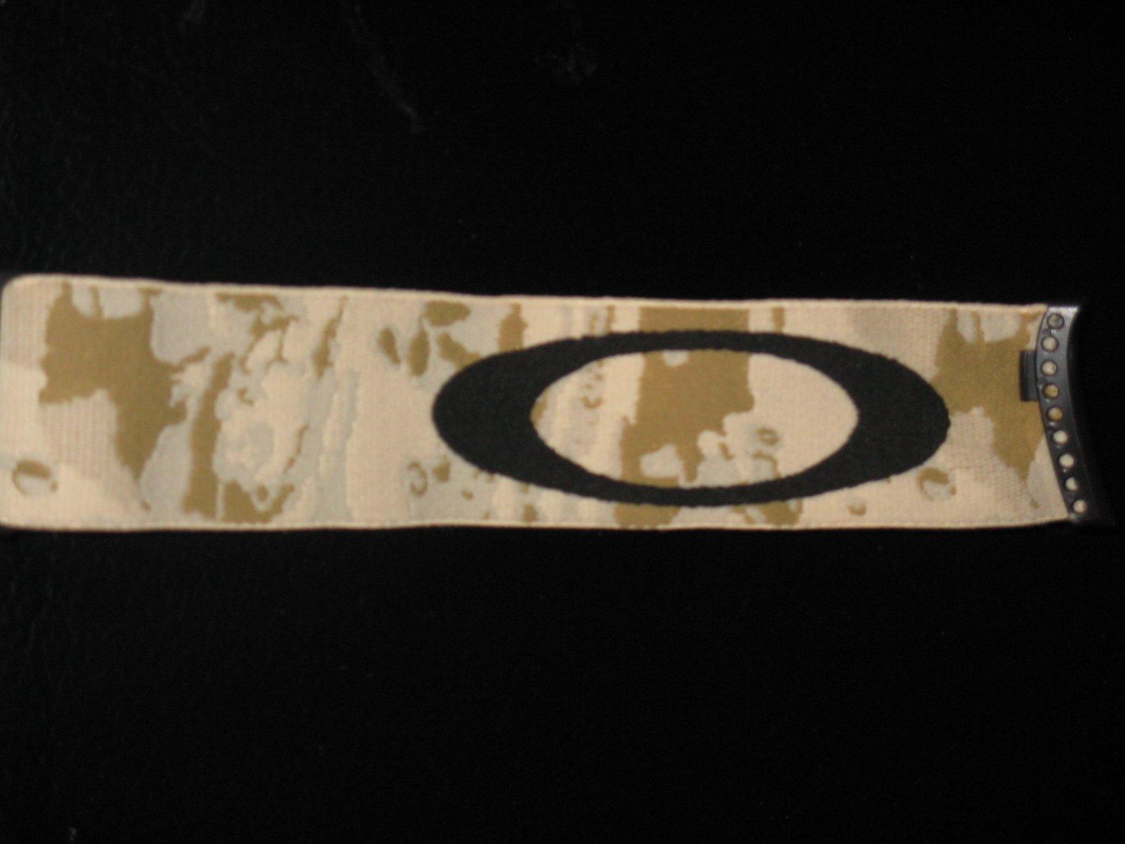 Crowbar Goggle strap