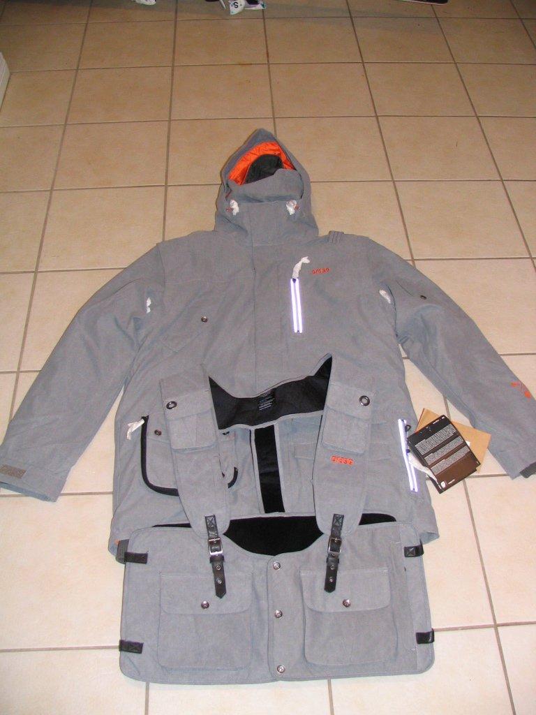 Orage Shaper Jacket