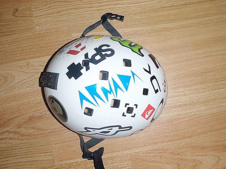 My helmet 2
