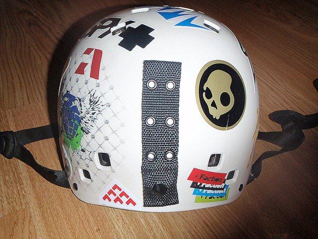 My helmet 4