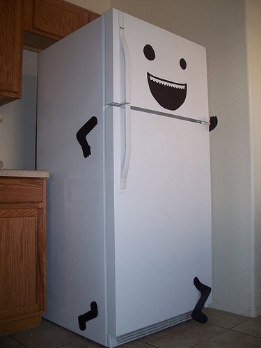 Running Fridge