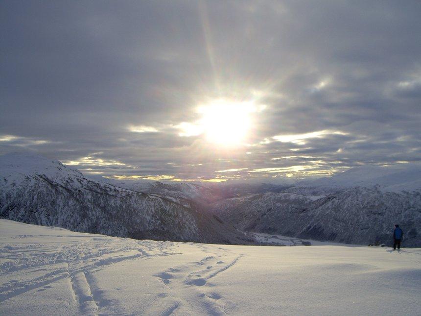 Myrkdalen