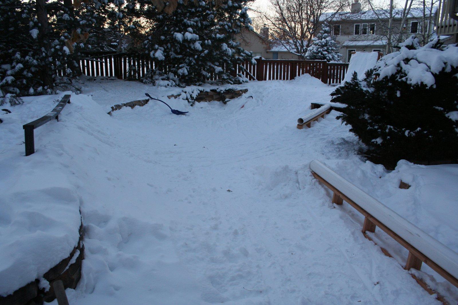 The Backyard 2009/2010