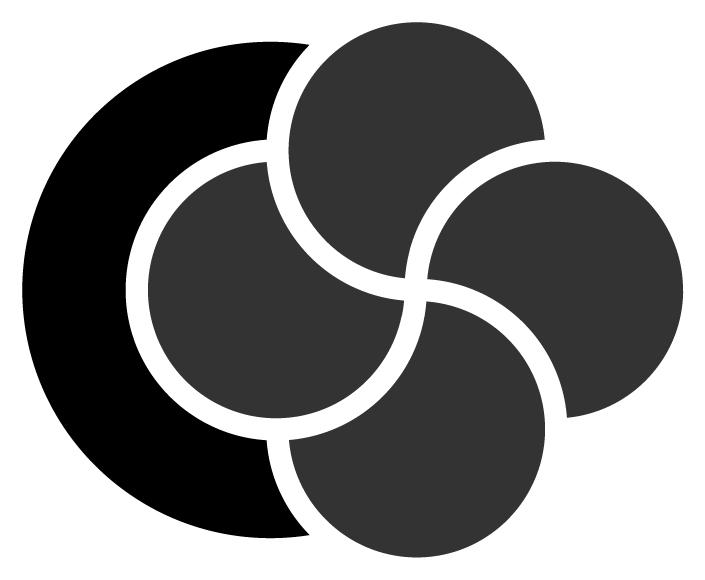 CSS b/w logo