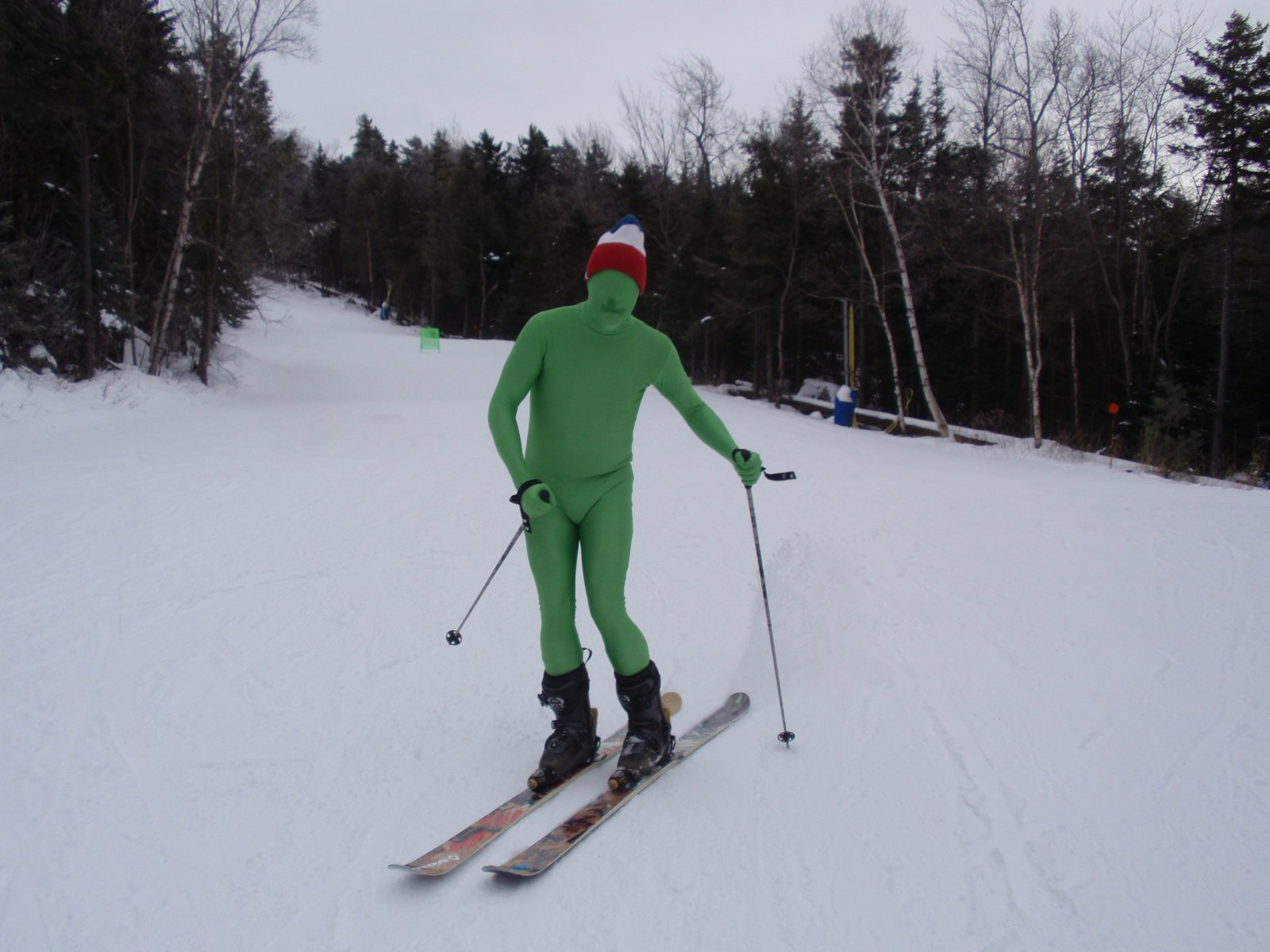 Green Man Ski