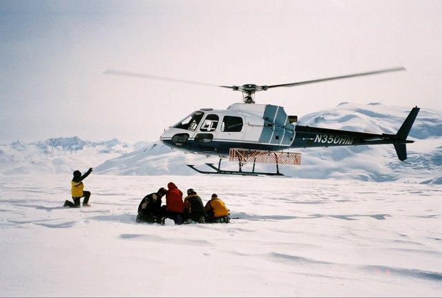 Heli Skiing Alaska