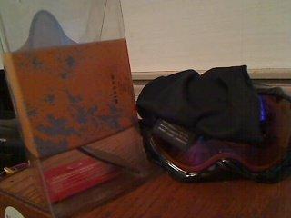Gog case bag