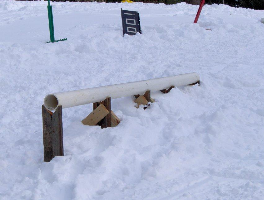Pipe rail