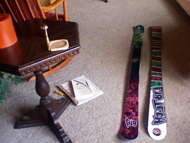 Lib Tech Skis