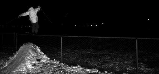 Casey fence jib