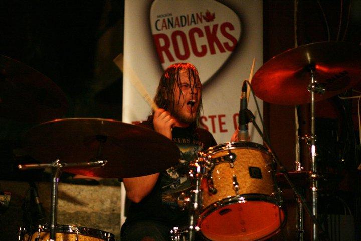 Gloryhound Show - Aug '09