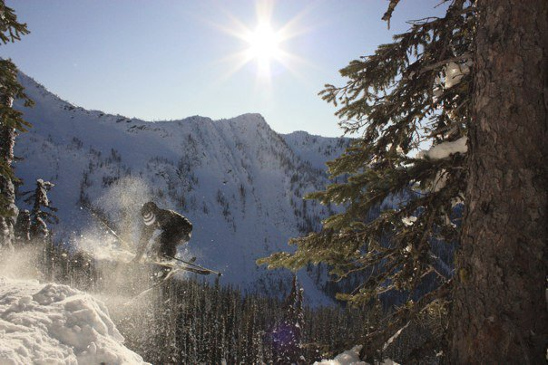 Open palm slap on the behind