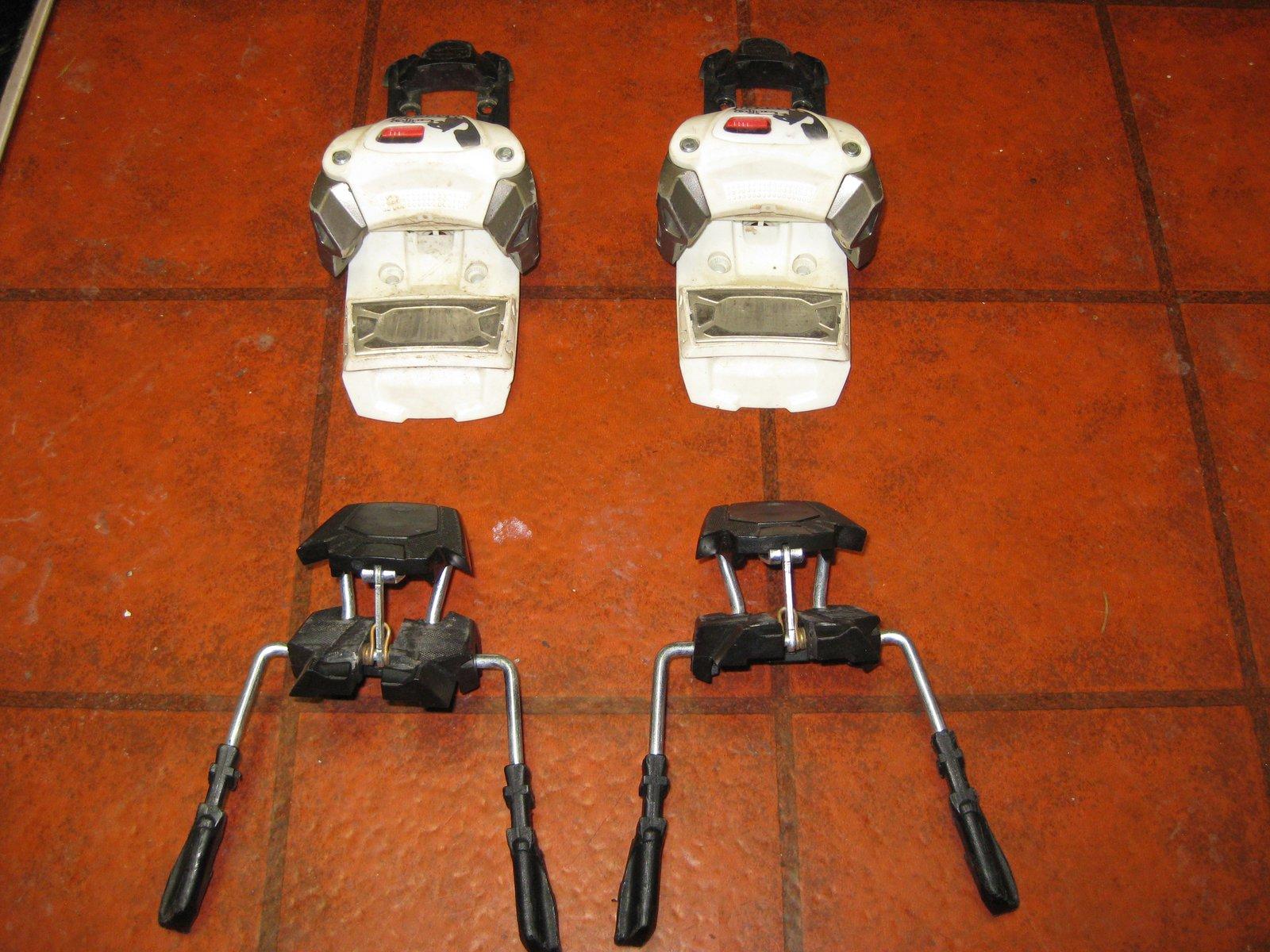 Marker Griffons 08-09 FS