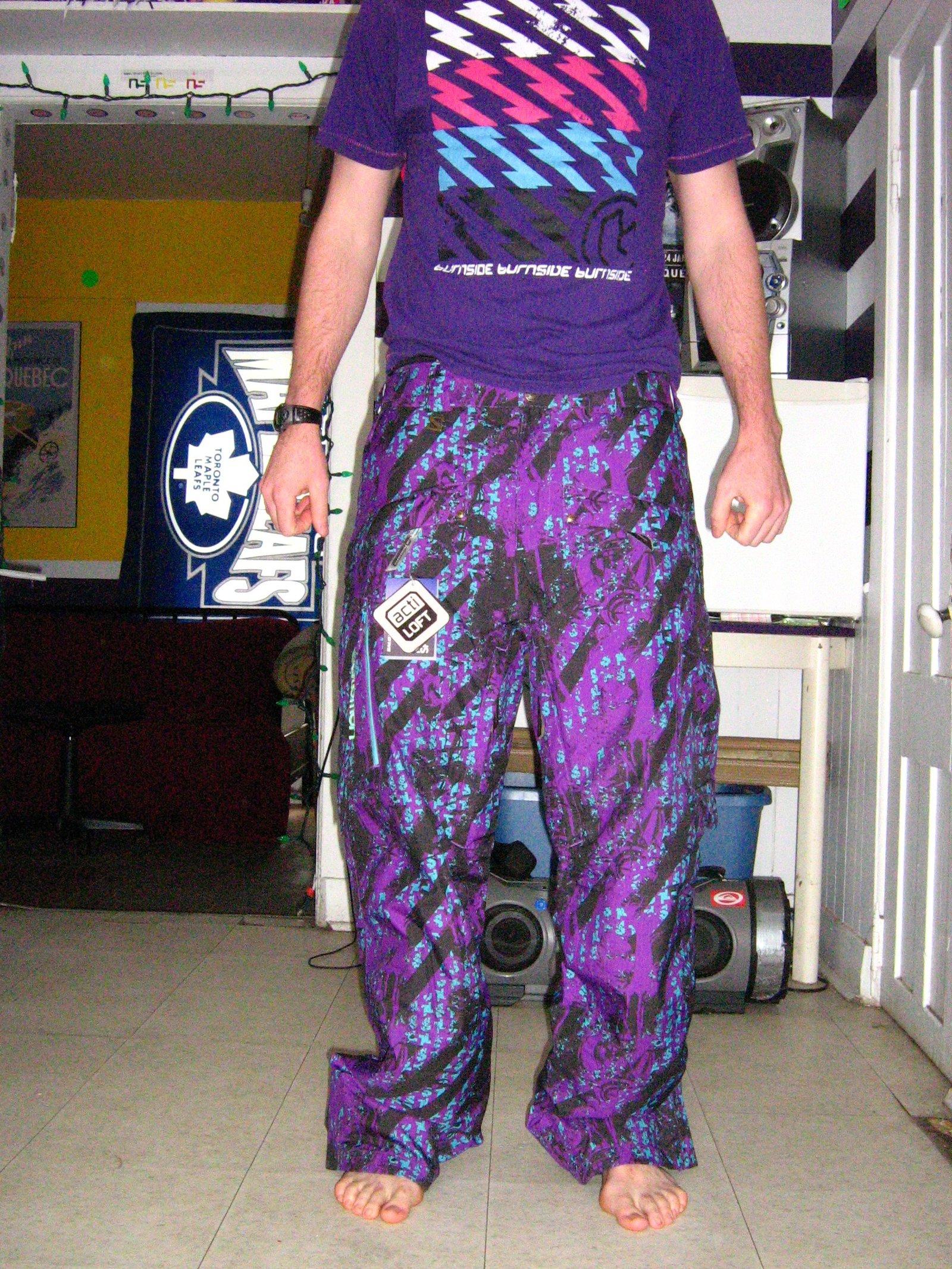 Salomon supernat pants