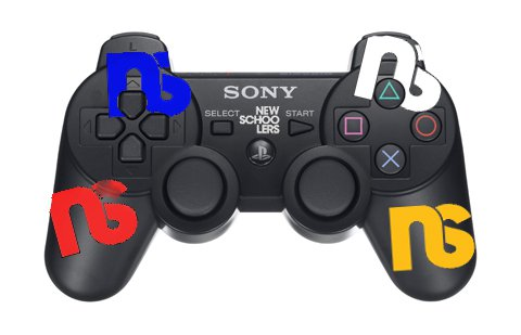 Ns ps3 controller