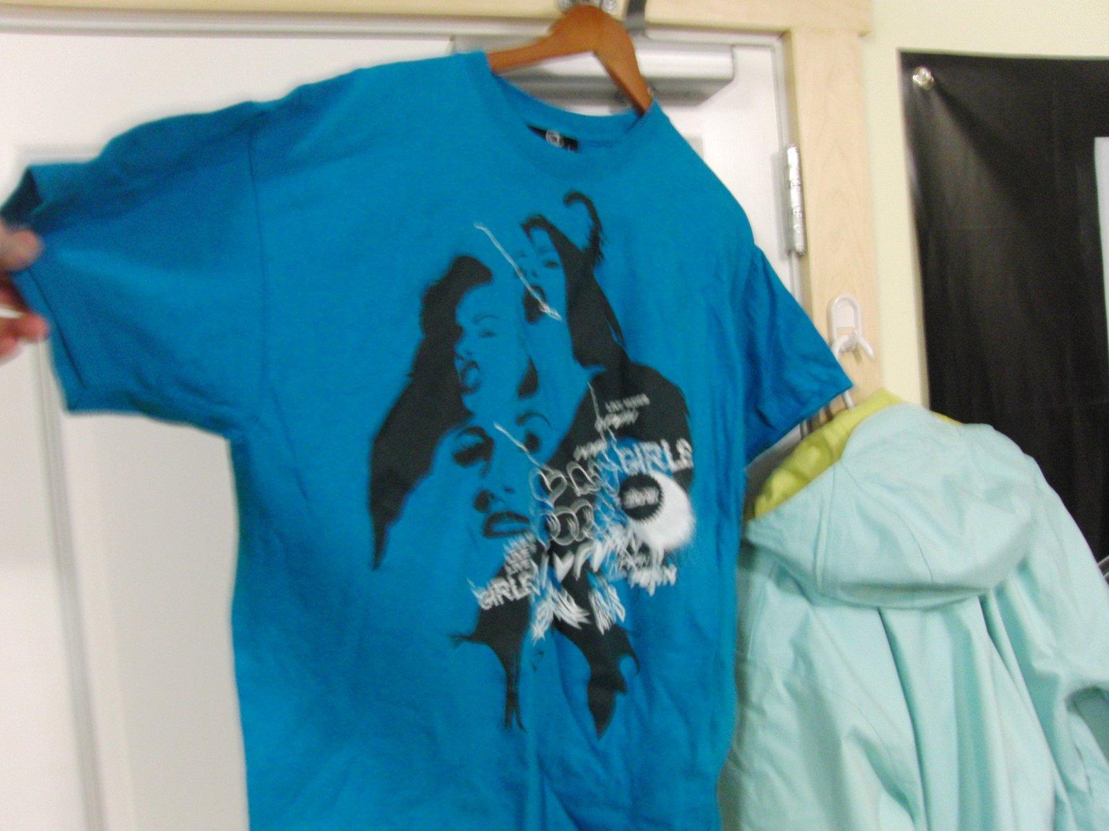 Jiberish girls shirt