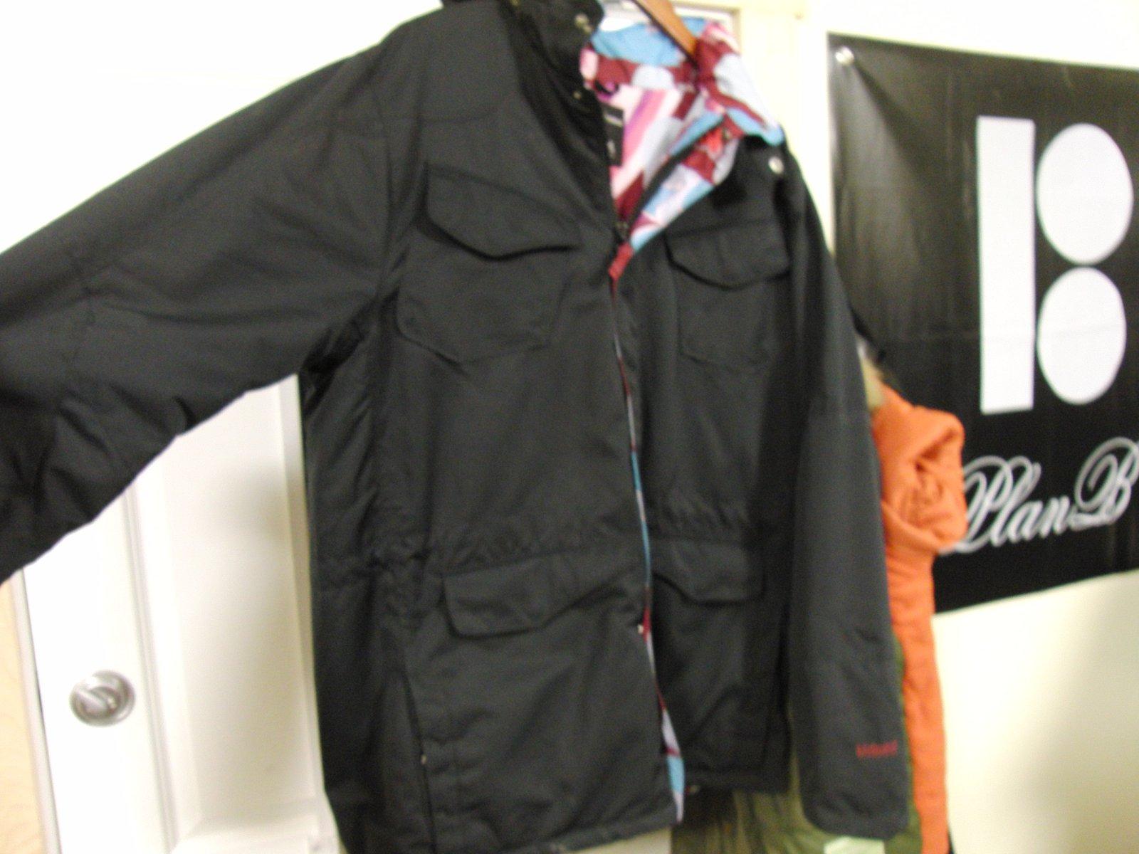 Kid Robot Jacket XL