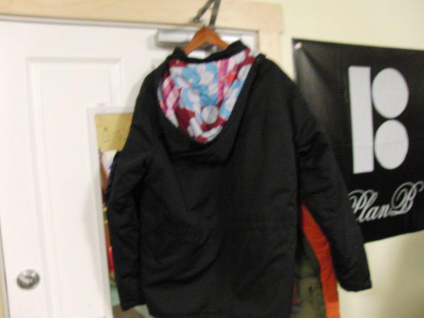 Kidrobot jacket back