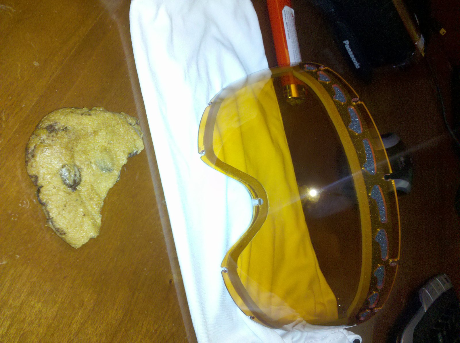 Cookie crowbar