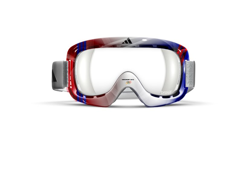Addidas Goggle Submission