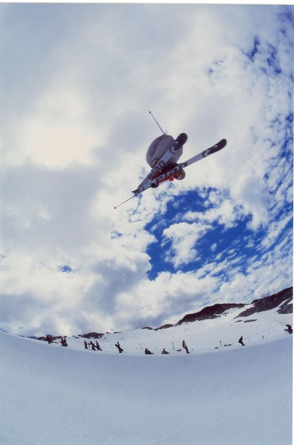 Summer 2003 pipe session