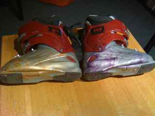 Lange Boots 2 FS 10.5