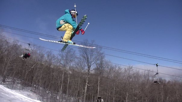 Mute at Mount Snow