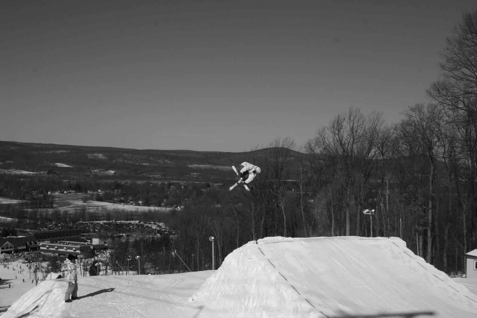 40 Foot Jump