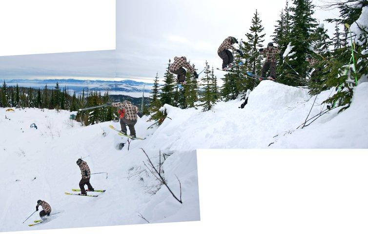 360 sequence off kicker @ Schweitzer