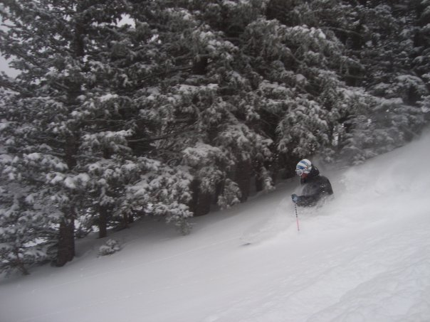 New Mexico Powder