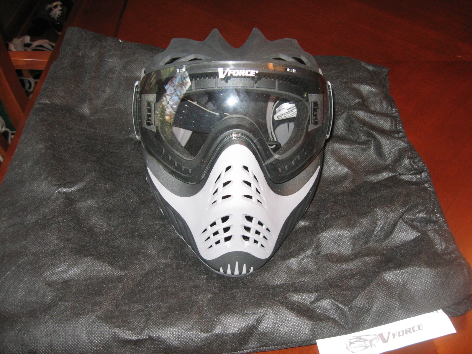 Vforce profiler mask
