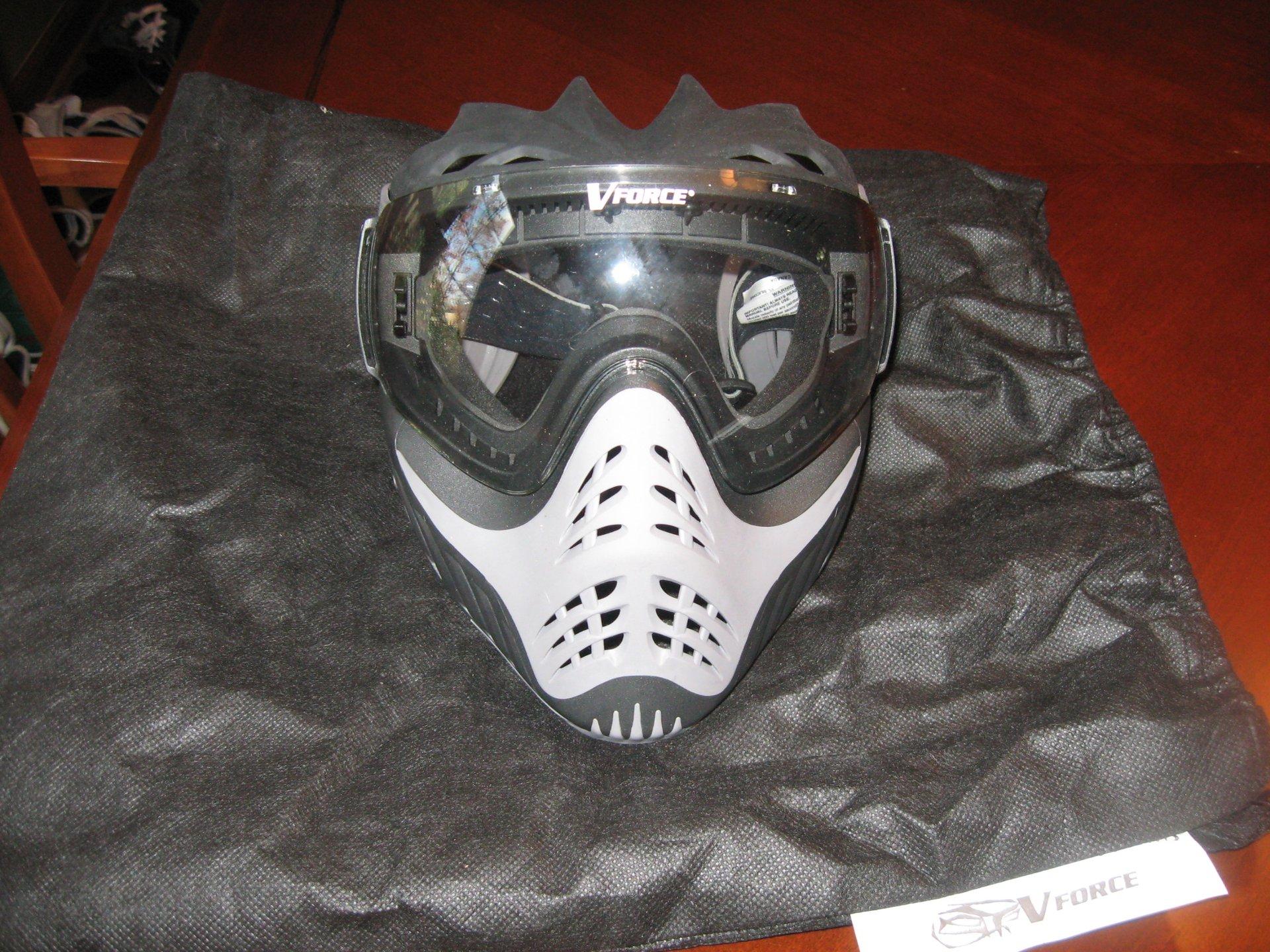 Vforce profiler mask