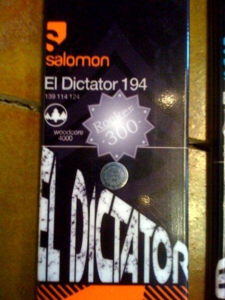 El dictator 2011