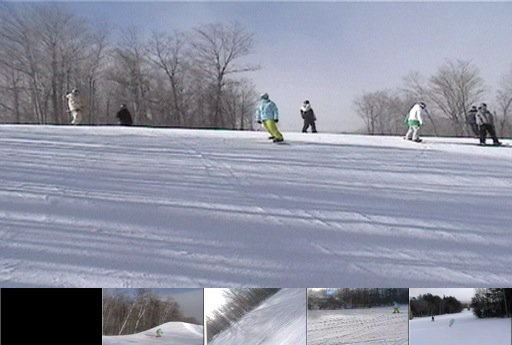 Matt petrillo at snow