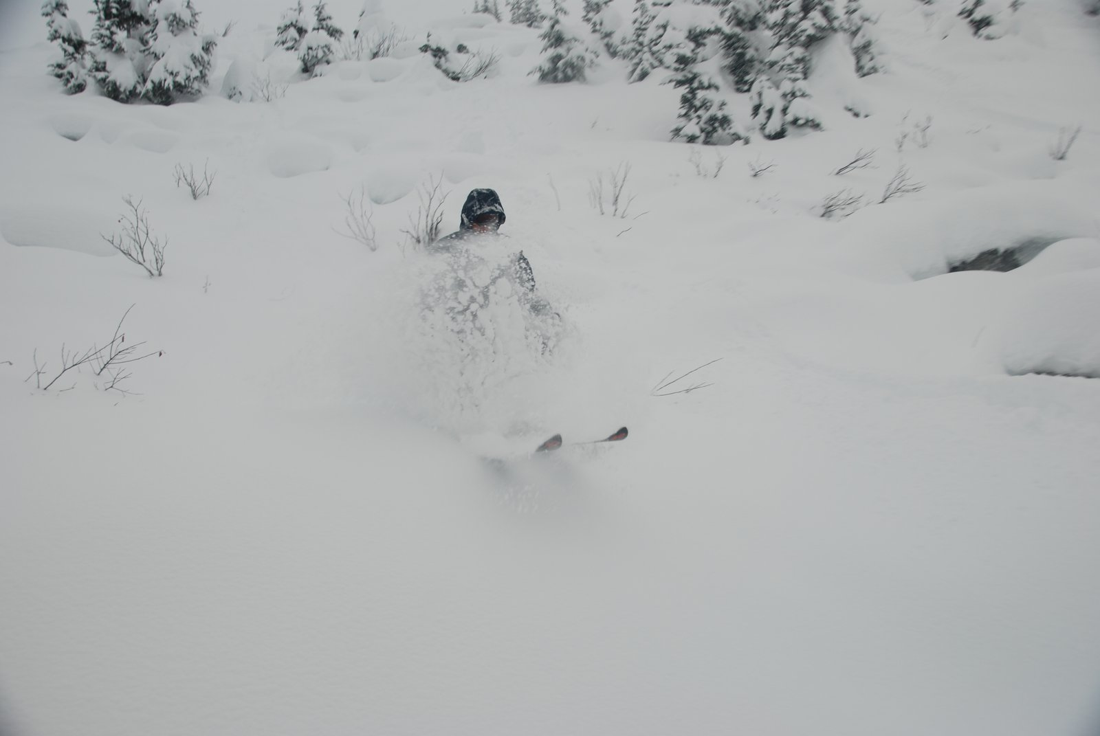 Over head pow