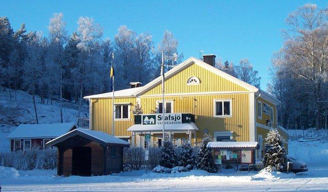 Stavsjø Youth hostel in Sweden