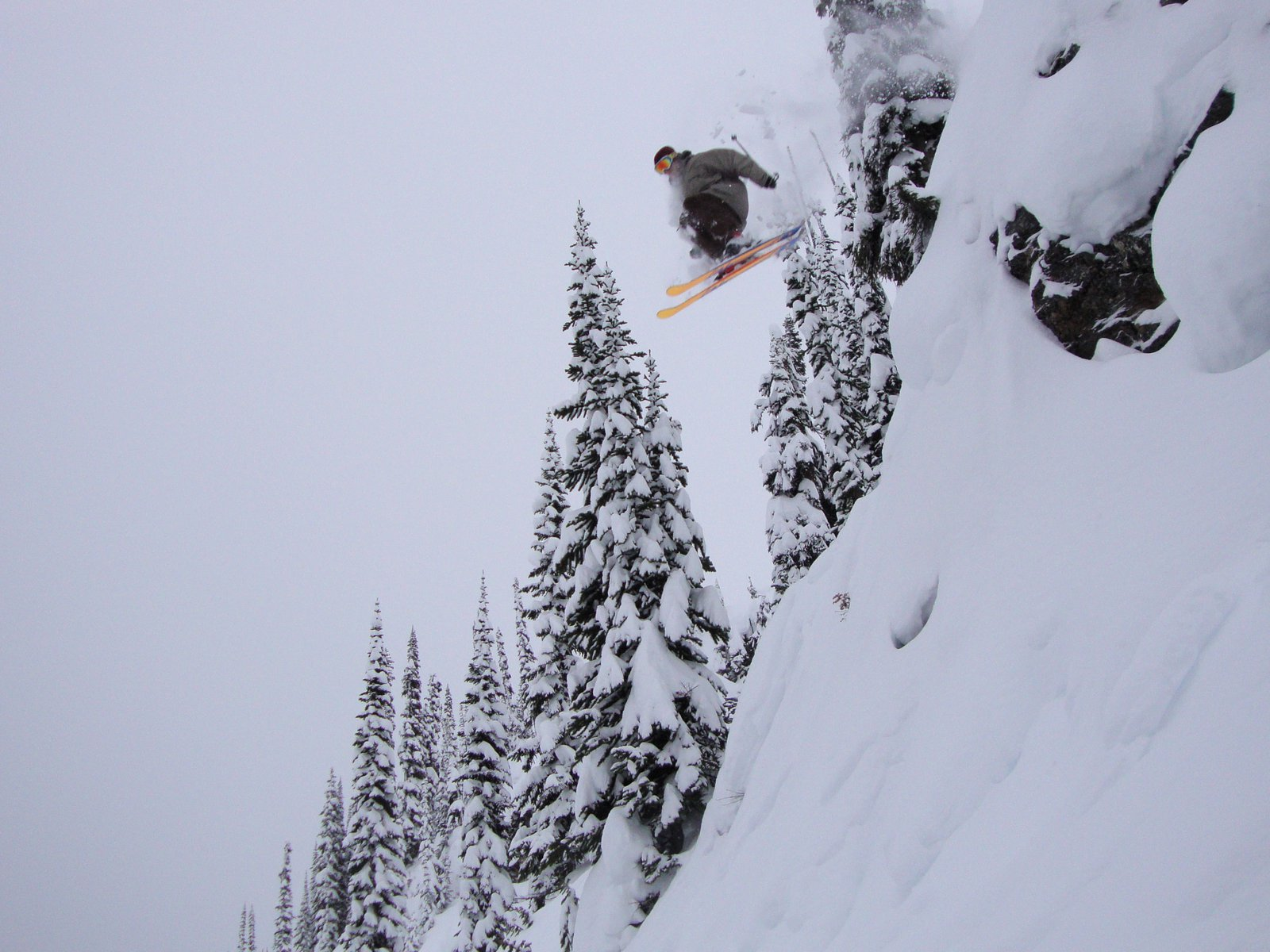 Fun dayz in revelstoke