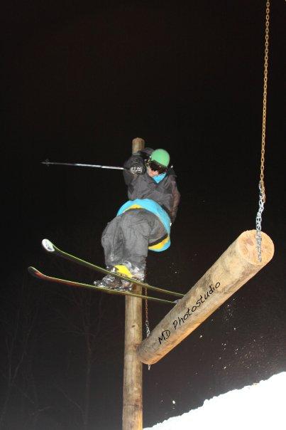 Snow*Trails Log Jib