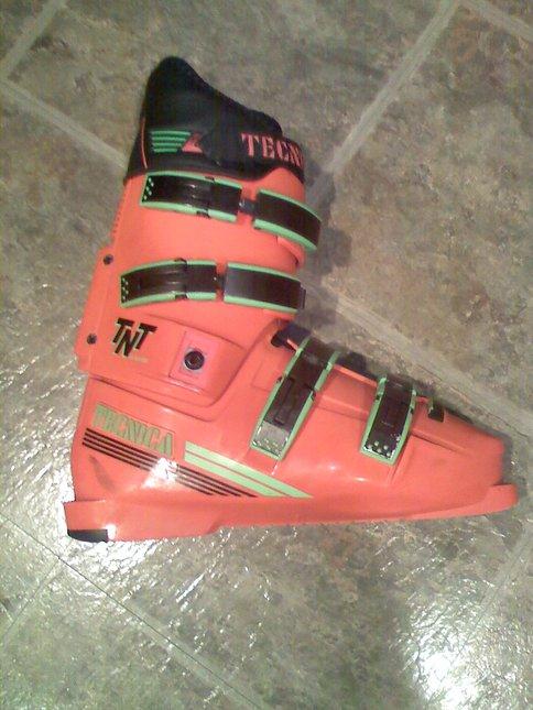 Tecnica TNT carbontec