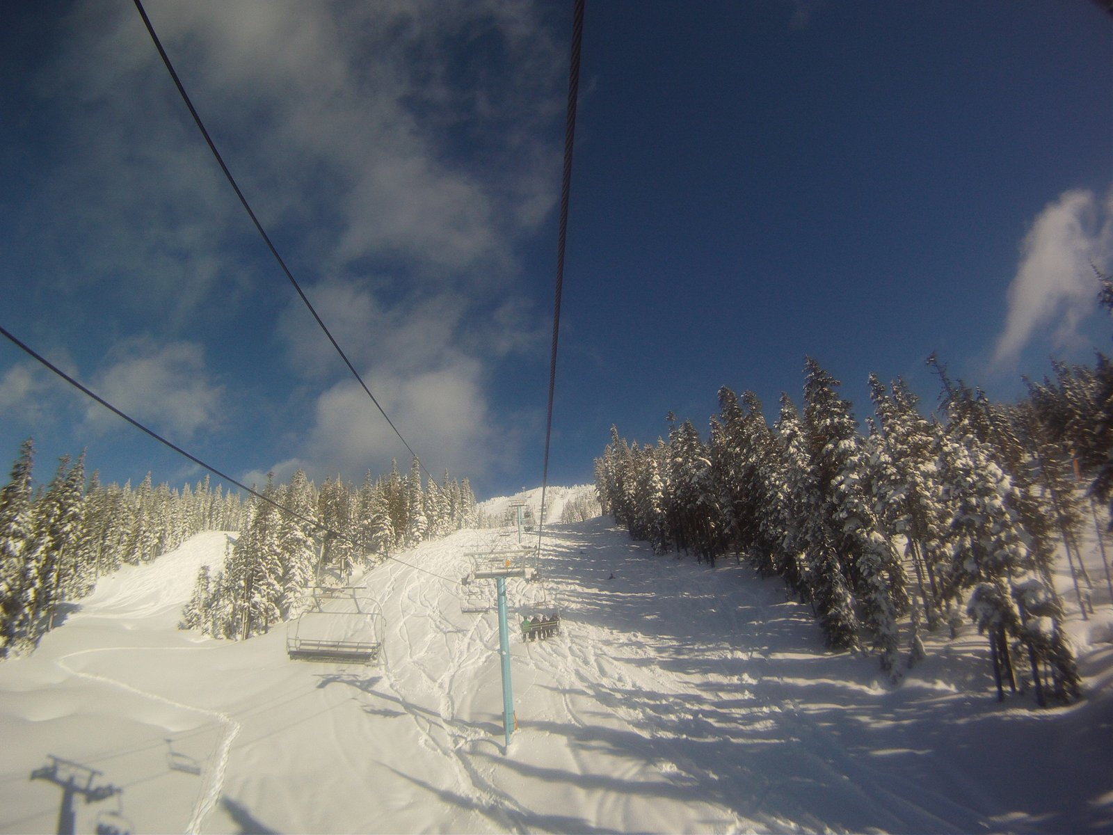 Mount Washington Pow Day