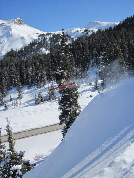 Zero to broken ski munch