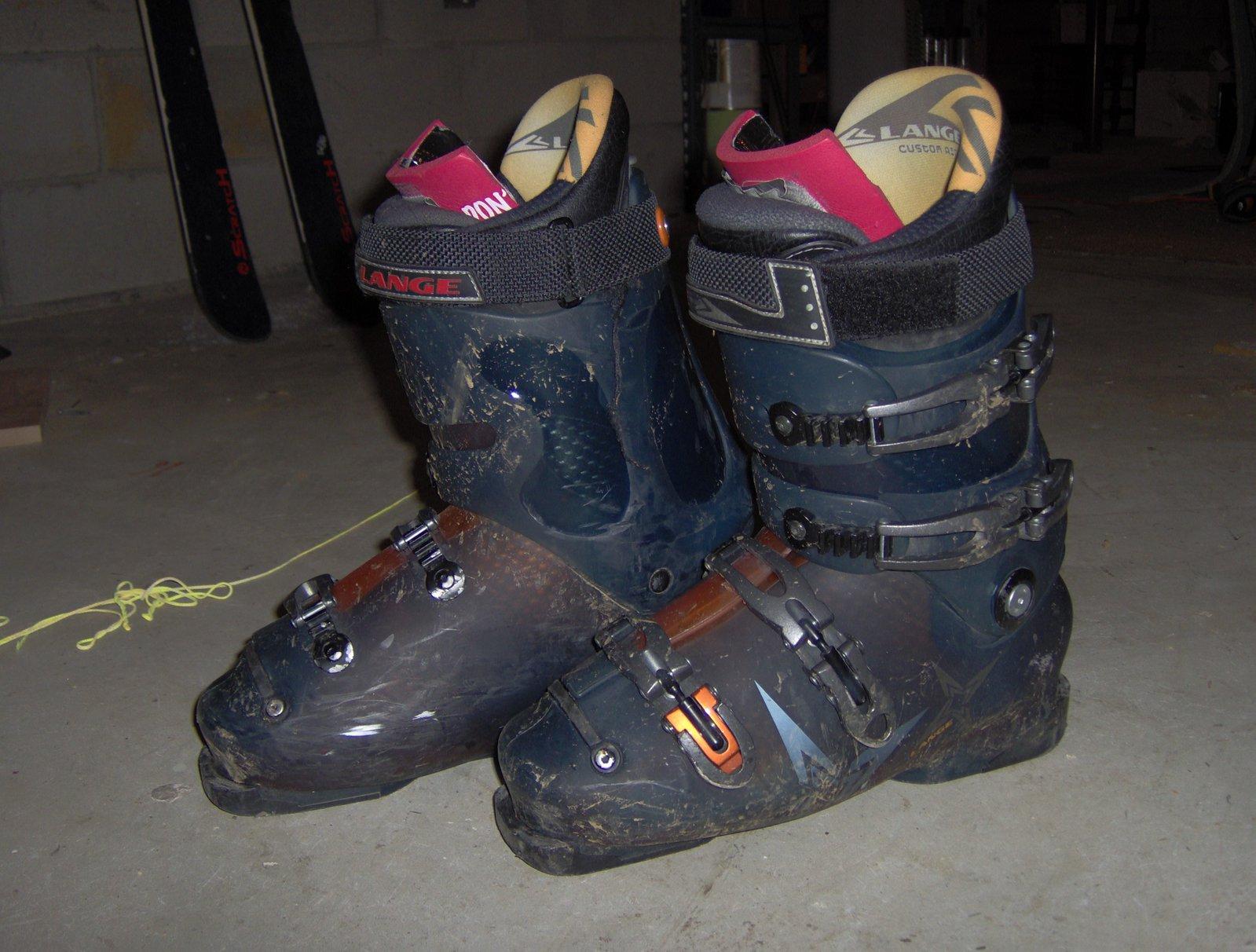 Boots-Lange clr 80 fr