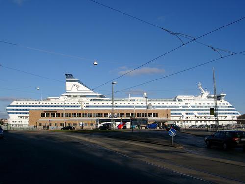 Dep. from Helsinki