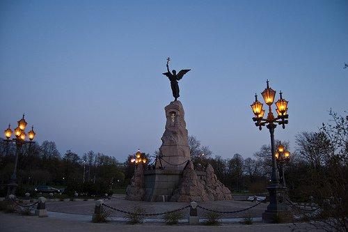 Soviet-Russian Monument