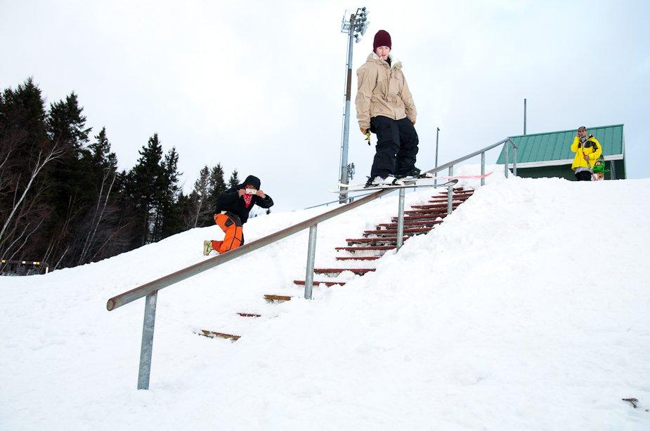 Gab-rail